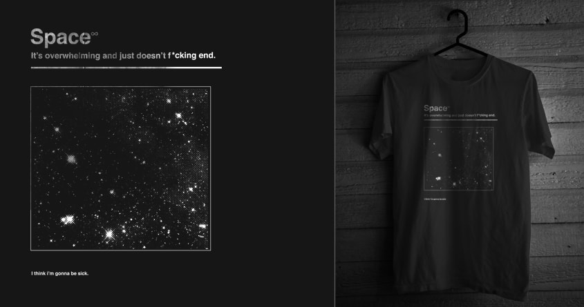 Never Ending by admrjcvch on Threadless