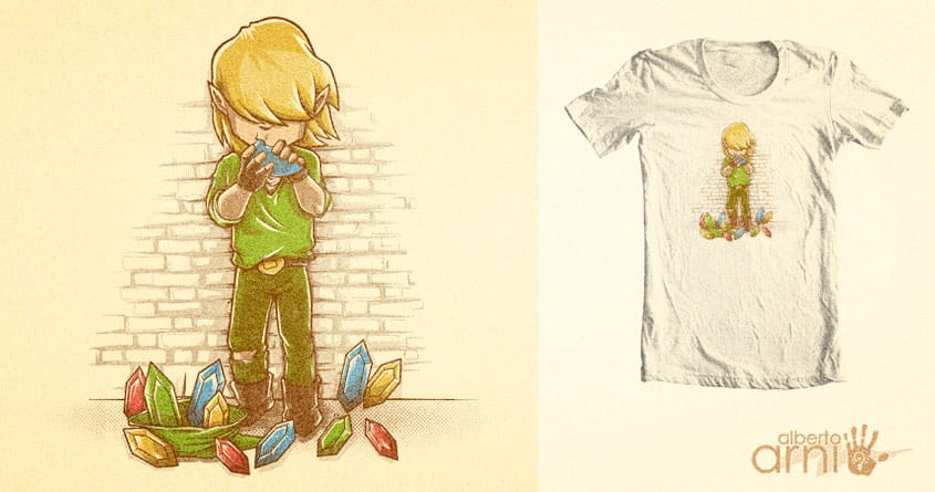 After the Adventure by albertoarni on Threadless