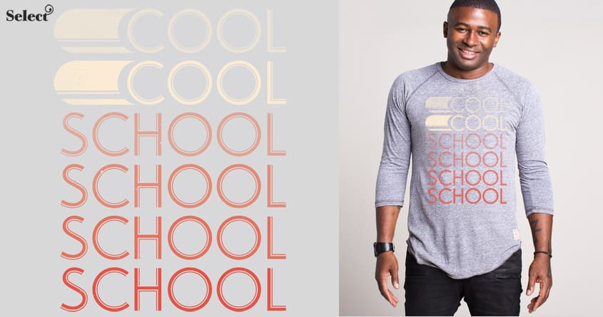 2 cool 4 school by campkatie on Threadless