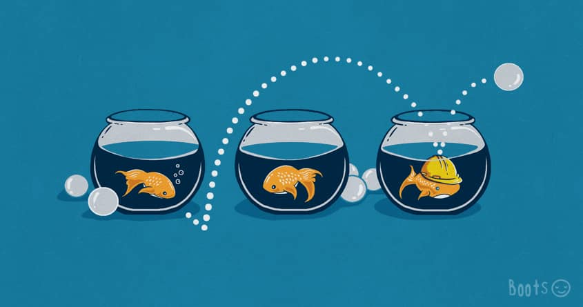Prepared Fish by BootsBoots on Threadless