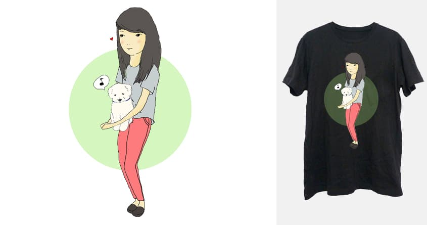 cute pet by stvmink on Threadless