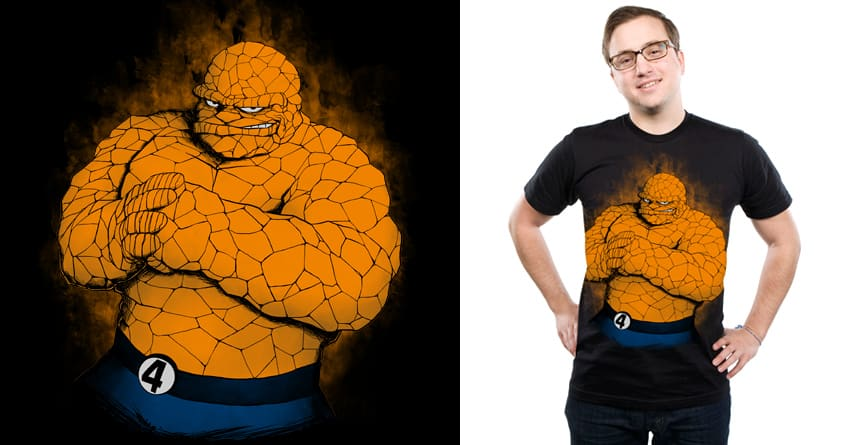 It's clobberin' time! by Doodle by Ninja! on Threadless