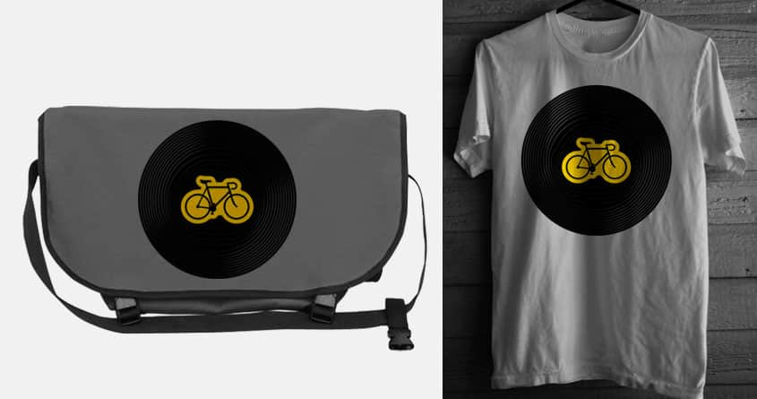 RIDE & PLAY by alfboc on Threadless