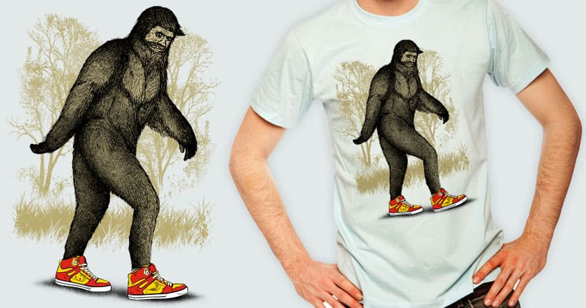 newfoot by mainial on Threadless
