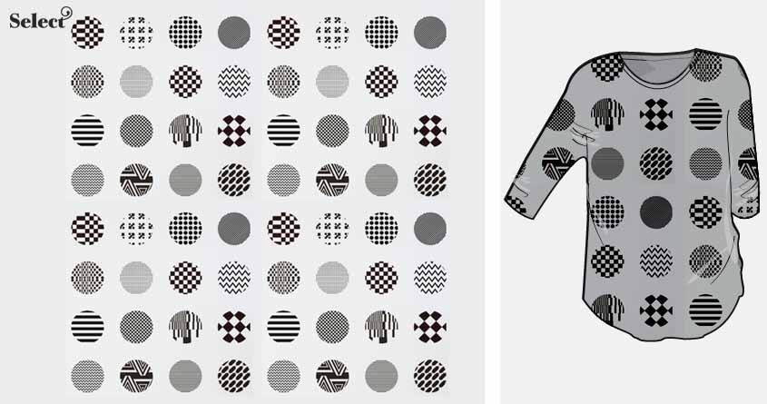 circle mania by beatbeatwing on Threadless