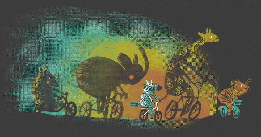 Stampede! by coreyrtabor on Threadless