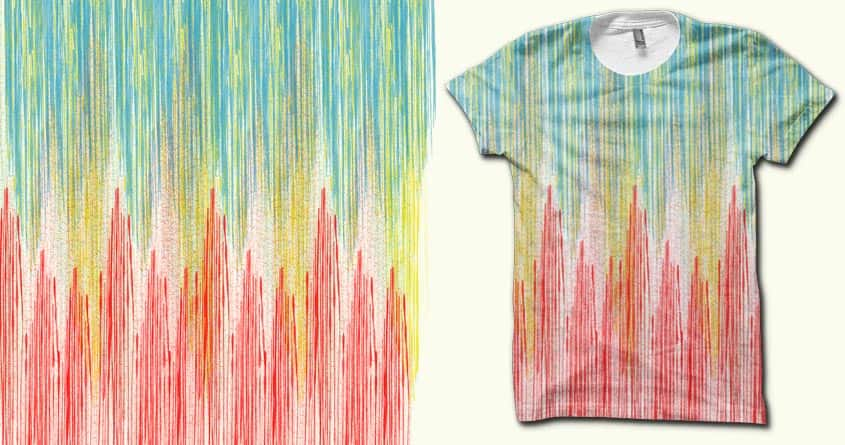 stripes traffic v2 by kharmazero on Threadless