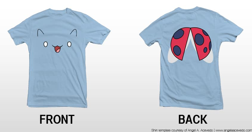 I AM CATBUG by jsburgh on Threadless