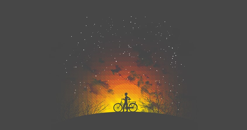 Beyond the Sunset by lifeform987 on Threadless