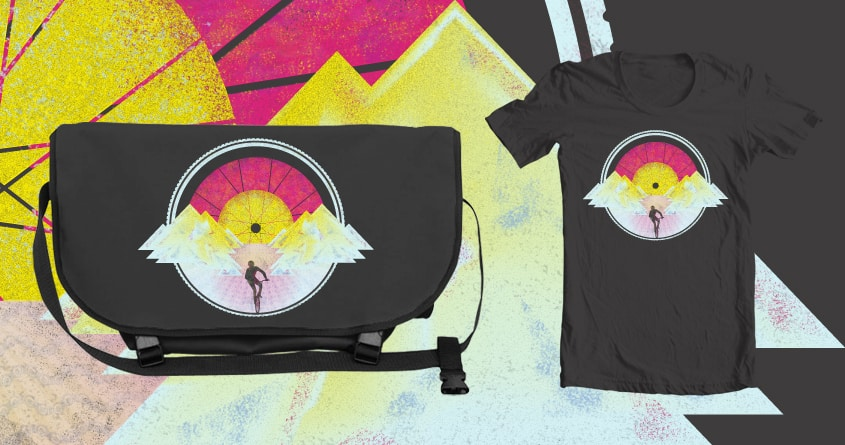 *experience by bike by SiBi_ha on Threadless