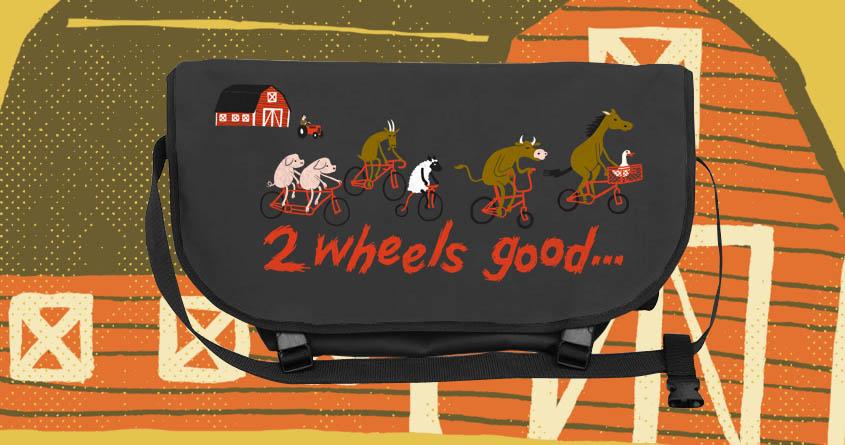 Escape from Animal Farm by jamesf on Threadless