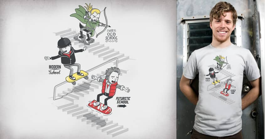 Schools by Graja on Threadless