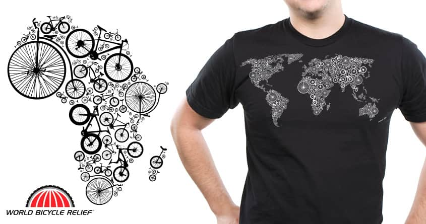 World of Bike by conceptart12 on Threadless