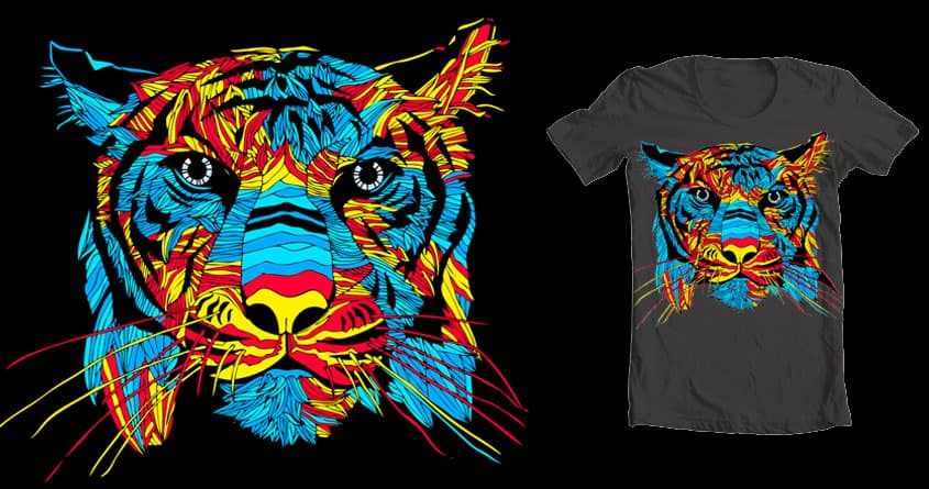 Welcome To The Jungle by _jhauser on Threadless