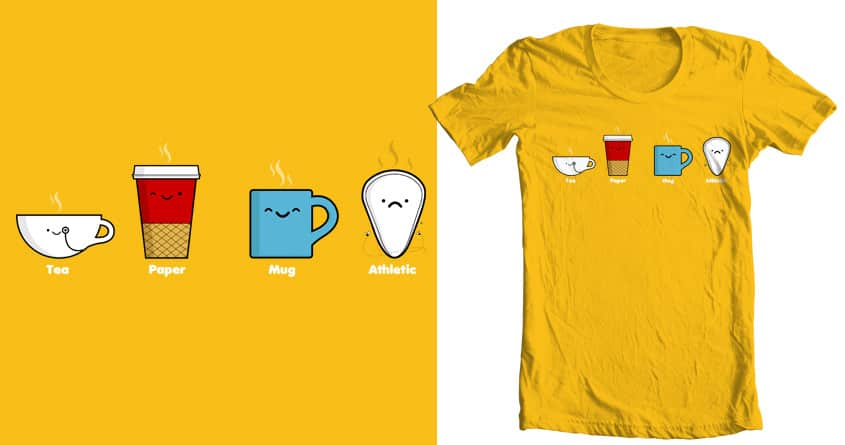 Know your Cups! by mip1980 on Threadless