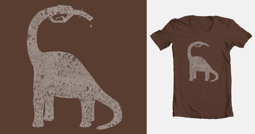 Fossil Fuel by goliath72 and P0ckets on Threadless