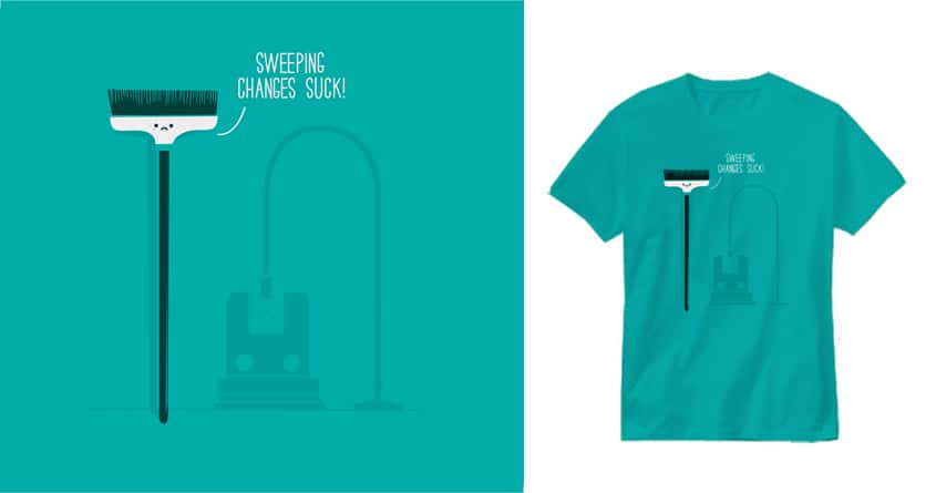 Changes by Shadyjibes and spazio C on Threadless