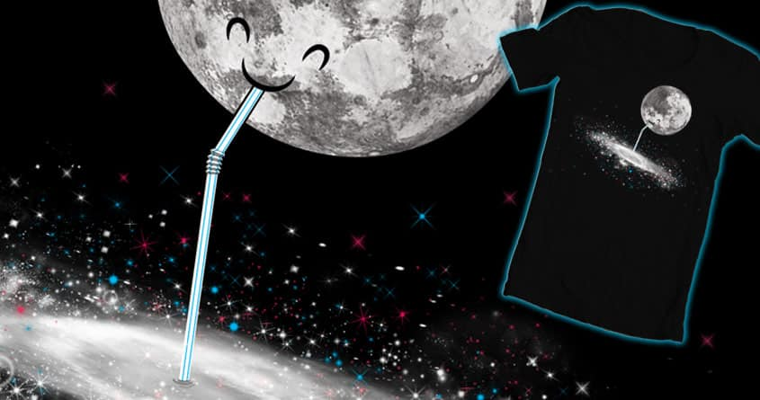 Luna's Way - The Remake by BeanePod on Threadless