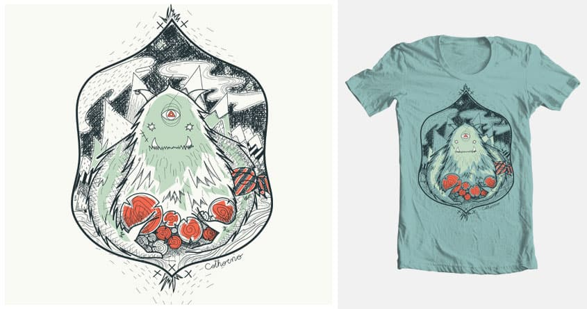 Cothorno by Don Libedlulo on Threadless
