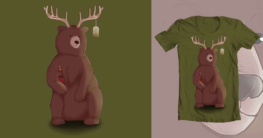 Beer by poponyo on Threadless