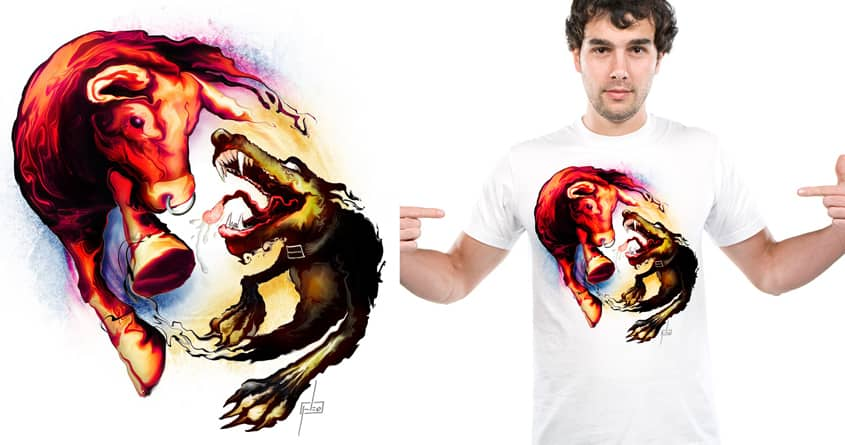 Energy! by juliomndz on Threadless