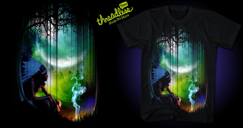 The Native by chingmoncheng on Threadless