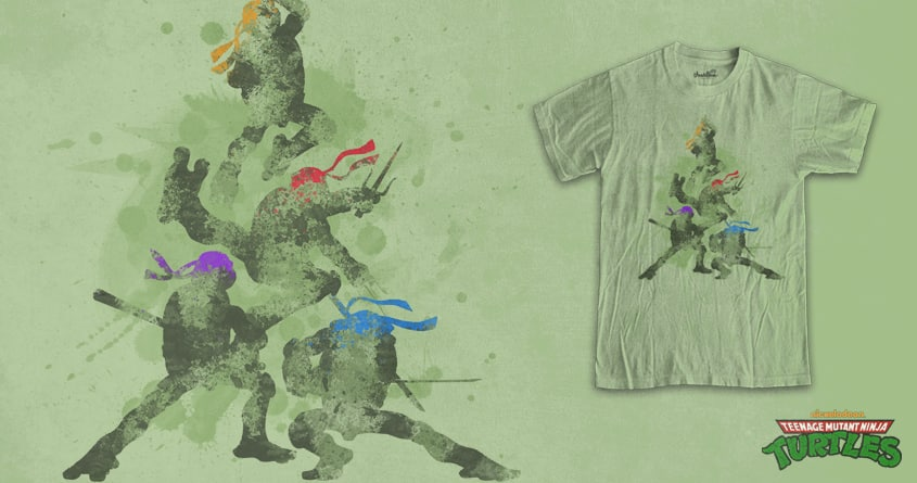 ooze by jerbing33 on Threadless