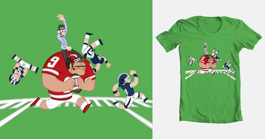 Fantasy Football by christopheeerrr on Threadless