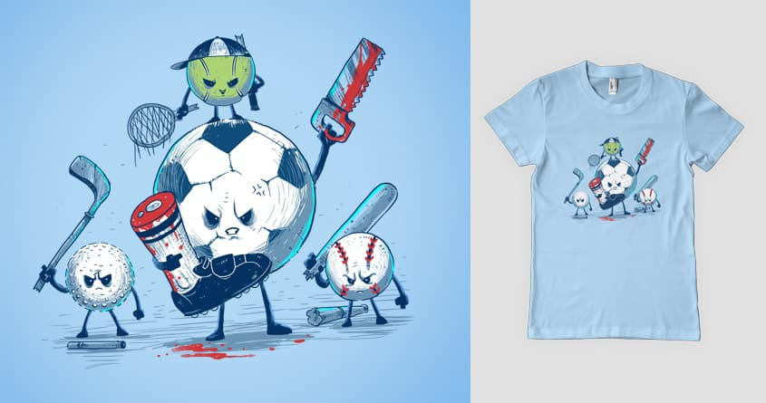 Reballution by Shadyjibes and digitalcarbine on Threadless