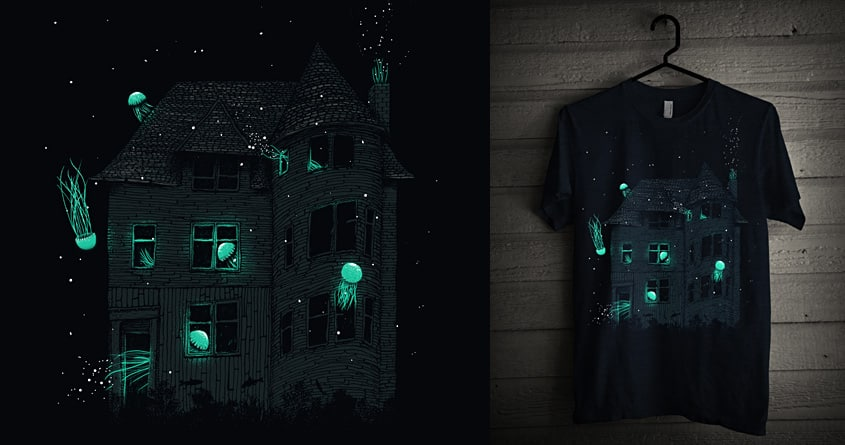 A New Home by speakerine on Threadless