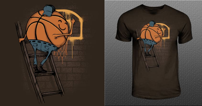 StreetArtBall by zakiihamdanii and fathi on Threadless