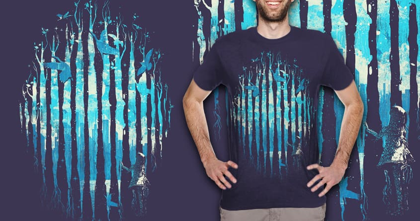 Little Dreamer by robsonborges on Threadless