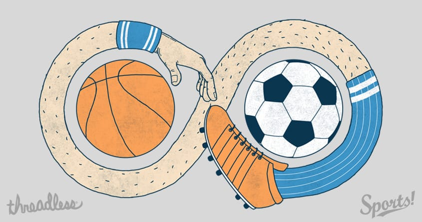 Players Forever by Shadyjibes and triagus on Threadless