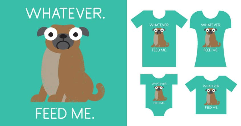 The Pugly Truth by DRO72 on Threadless