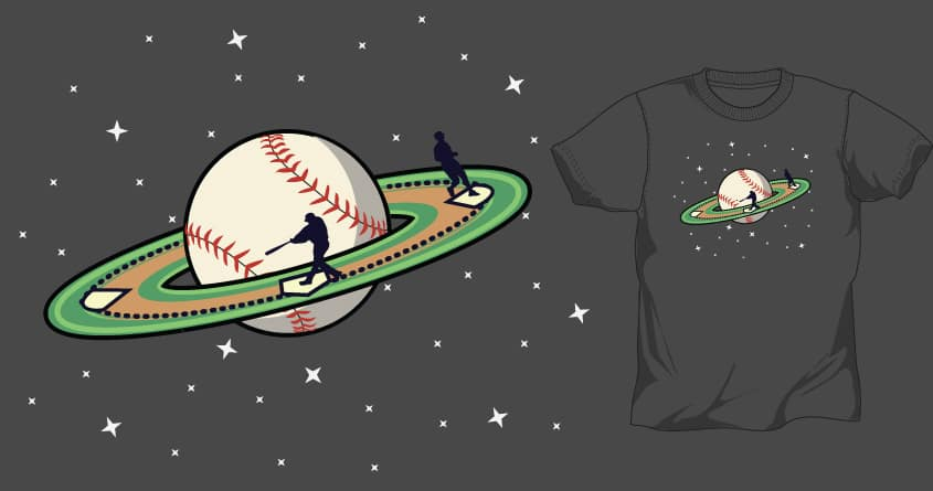 Spaceball by staffell on Threadless