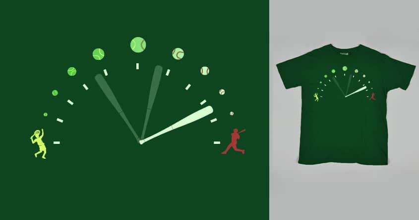 Smashing Speed  by dudeowl and Shadyjibes on Threadless
