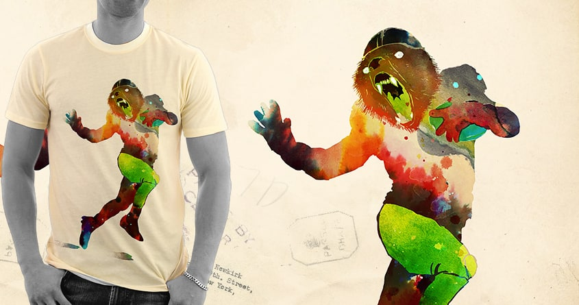 Trophy Pose by choppre on Threadless