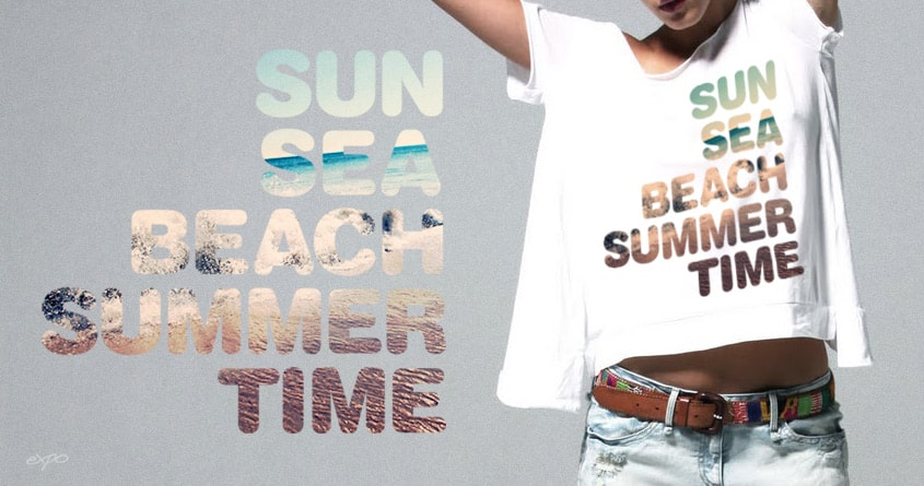 Summer Time by expo on Threadless