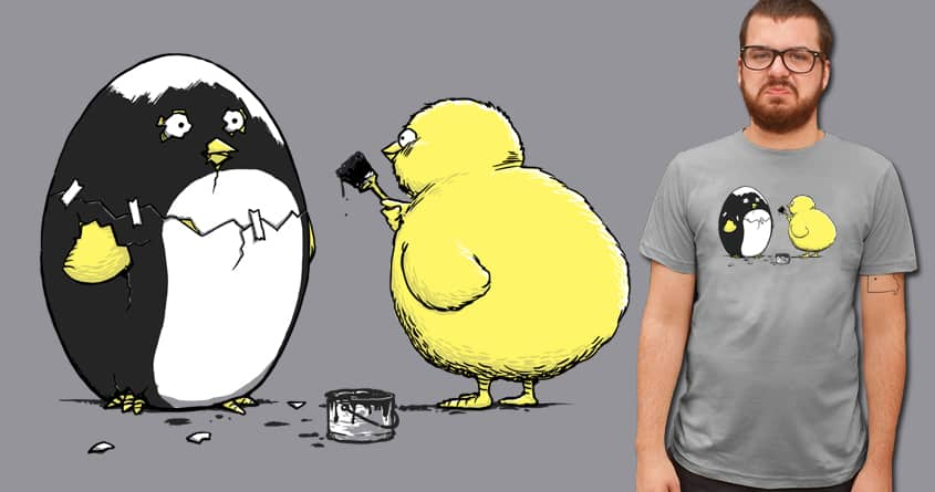 Penguin Costume by Doodle by Ninja! on Threadless