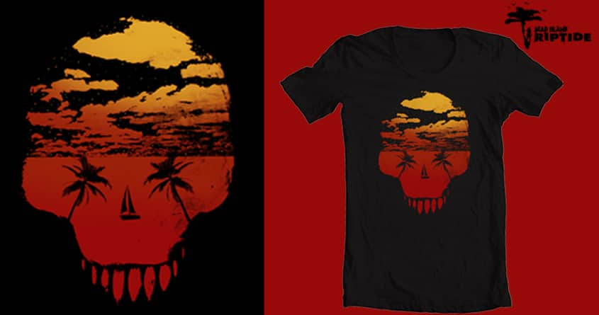 Dead Tranquil by JIMDAHOUSECAT on Threadless
