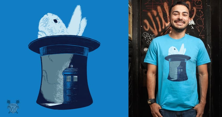 Magic Hat by dudeowl on Threadless