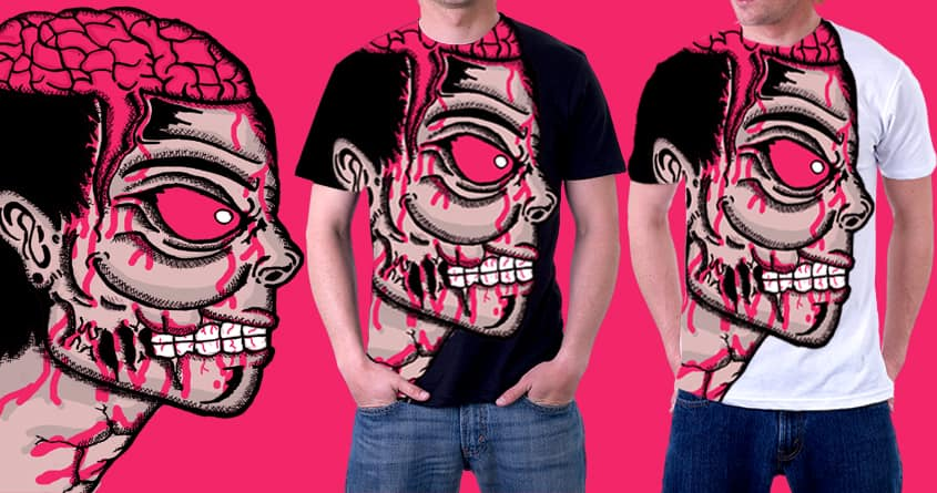 Zombie by irfansyah41 on Threadless