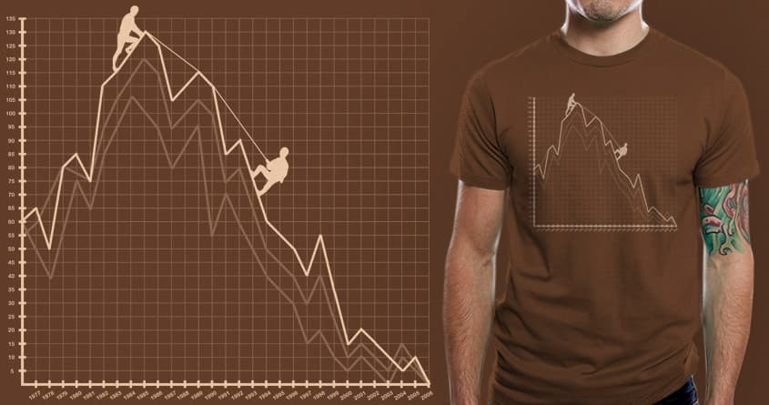 graph climbing by boostr29 on Threadless