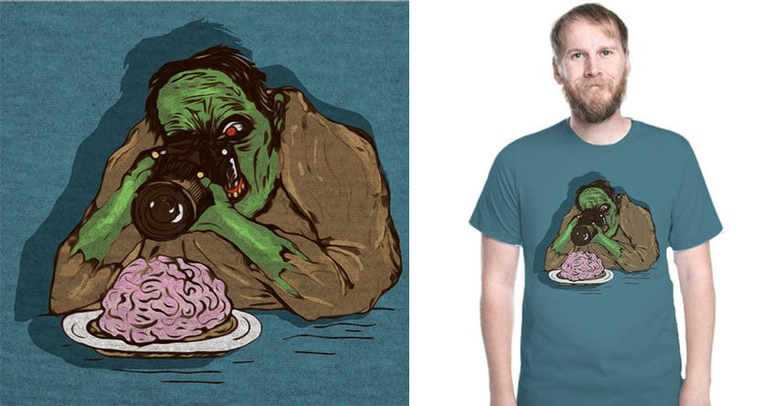 Fooooood by ArTrOcItY on Threadless