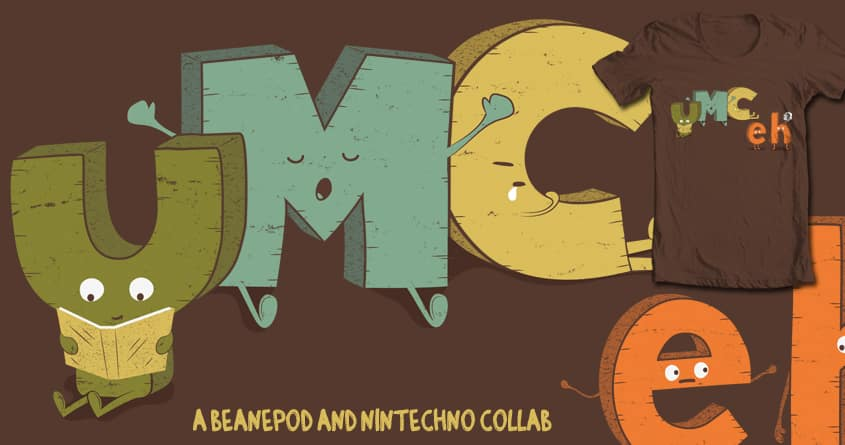 YMC eh? by BeanePod and nintechno on Threadless