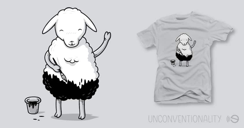 Unconventionality by gebe on Threadless