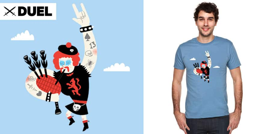 The Flying Scotsman by Wharton on Threadless