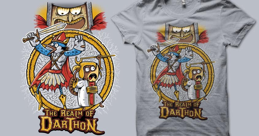 The Realm of Darthon by Melee_Ninja on Threadless