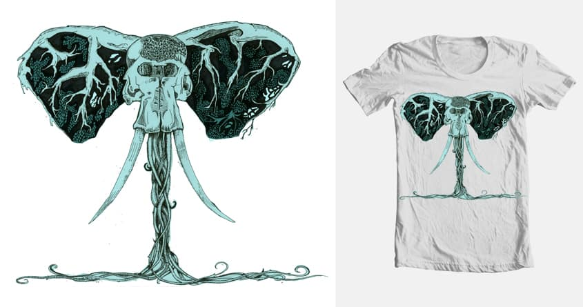 All Natural by Antoinerovers on Threadless