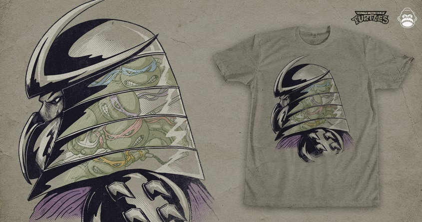 Enemy Reflections by alexmdc on Threadless